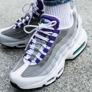 ✔️ New✔️ NIKE court purple Air Max 95